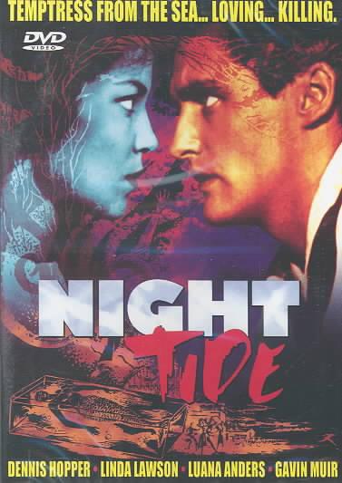 NIGHT TIDE BY HOPPER,DENNIS (DVD)
